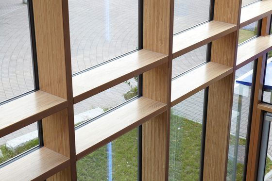 SVL Post and Rail Beams by WoodTrade |