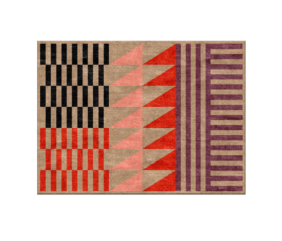 Folk light by Chevalier édition | Rugs / Designer rugs