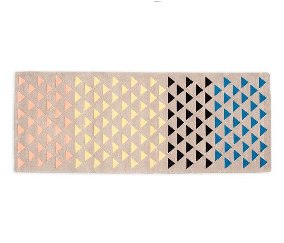 Folk bright von Chevalier édition | Formatteppiche / Designerteppiche