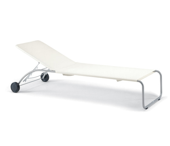 Swing sunbed by Fischer Möbel | Sun loungers