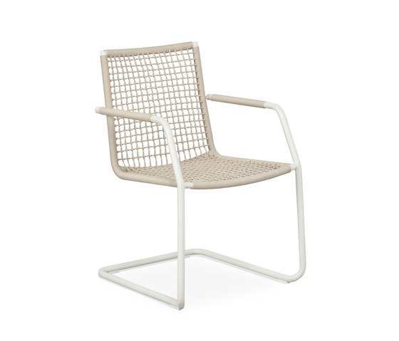 Lodge cantilever chair by Fischer Möbel | Garden chairs