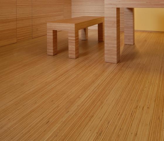 SVL Tongue and Groove Floor de WoodTrade | Sols en bois