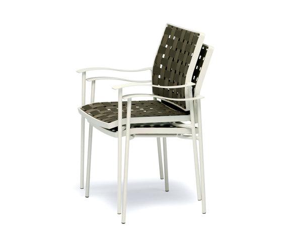 Nizza Armlehnstuhl von Fischer Möbel | Gartenstühle