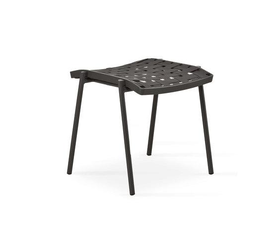 Nizza footrest by Fischer Möbel | Garden stools