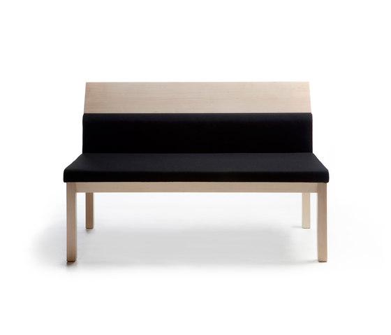 Seminar JRA3 Sofa by Nikari | Lounge sofas