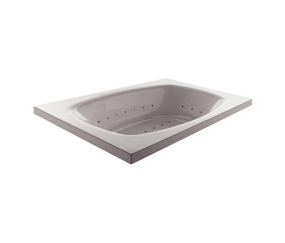 Kaos 2 by Kos | Built-in bathtubs