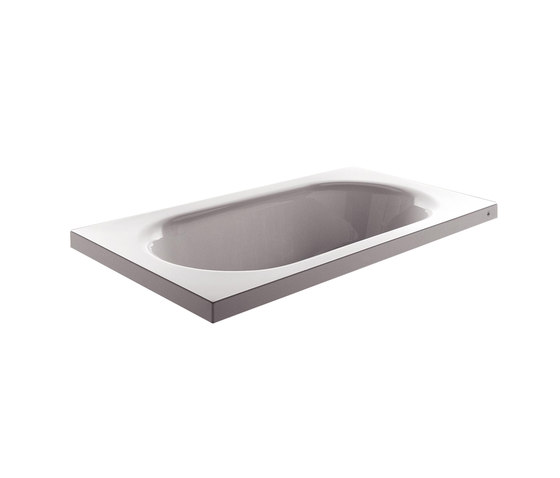 Kaos 1 by Kos | Built-in bathtubs