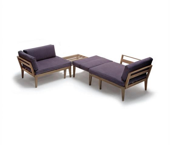 Eclettica by Plinio il Giovane | Day beds