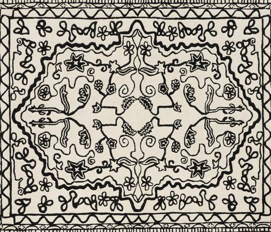 Oushak von Ligne Roset | Formatteppiche / Designerteppiche