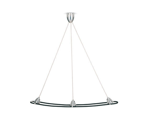 athene 3way pendant light di less'n'more | Suspended lights