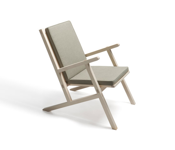 KVL1 Armchair by Nikari | Lounge chairs