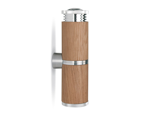 athene 2er wall spot wood by less'n'more | General lighting