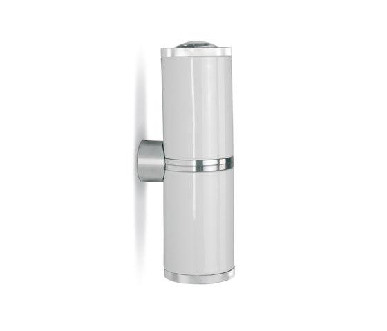 athene 2er wall spot porcelain de less'n'more | Iluminación general