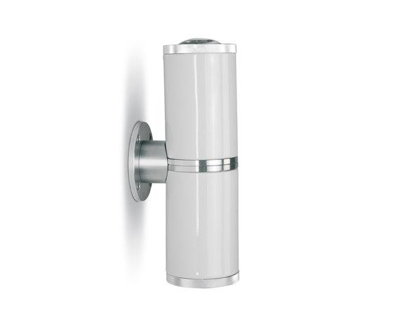 athene 2er wall spot porzelain by less'n'more | General lighting