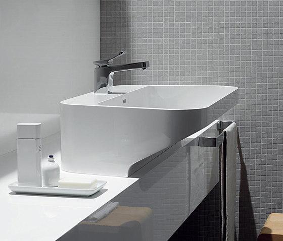Lab 02 sit-on by Kos | Wash basins