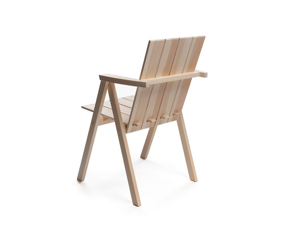 Arkipelago KVTT1 Terrace chair by Nikari | Garden chairs