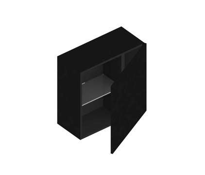 Morphing complements by Kos | Wall cabinets