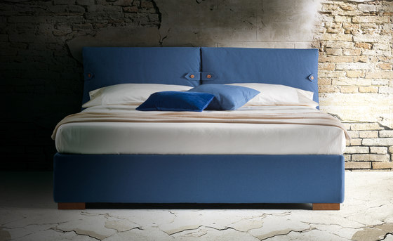 Marianne beds from milano bedding architonic - Cuscini per spalliera letto ...