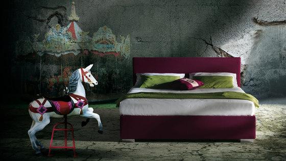 Pacific de Milano Bedding | Lits doubles
