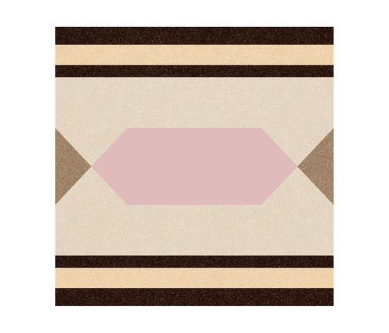 Roura-2 Beige by VIVES Cerámica | Floor tiles