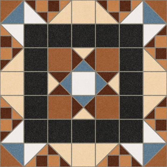 Halton Marron by VIVES Cerámica | Floor tiles
