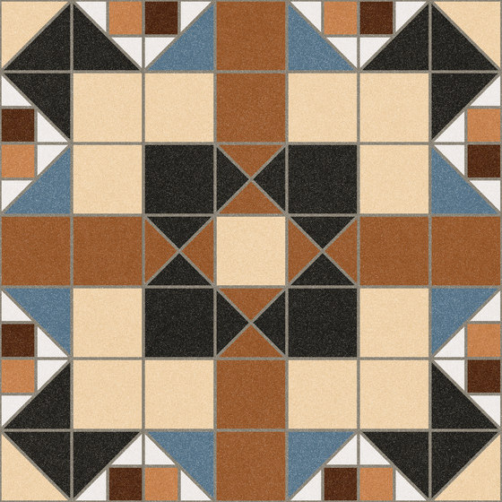 Merton Marron by VIVES Cerámica | Floor tiles