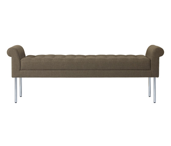 Avenue bench by Ritzwell | Waiting area benches