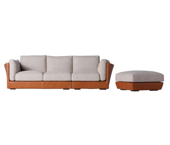 Carlos sofa di Ritzwell | Divani