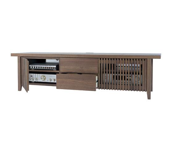 Cozy Bois tv board by Ritzwell | AV cabinets
