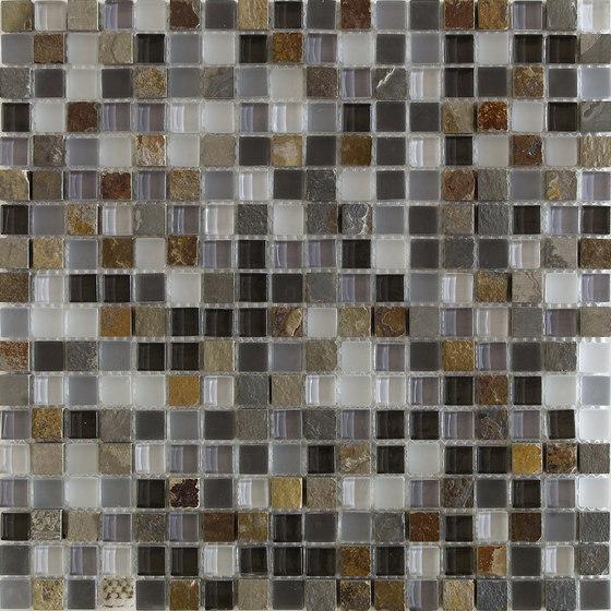 Mosaico Magal Gris di VIVES Cerámica | Mosaici