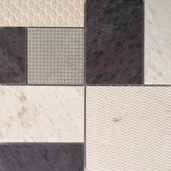 Mosaico Kyra Gris von VIVES Cerámica | Keramik Mosaike