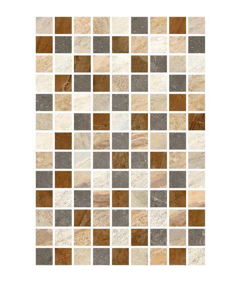 Tasos Multicolor de VIVES Cerámica | Mosaicos