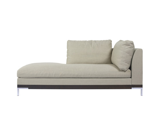 Figo chaise longue by Ritzwell | Recamieres