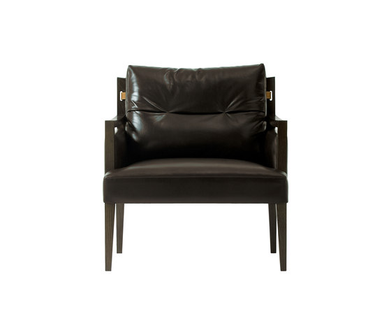 Frontier armchair by Ritzwell   Armchairs
