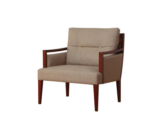 Frontier armchair by Ritzwell | Armchairs