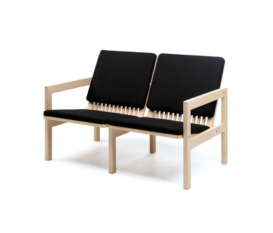 Arkitecture YKA4 Sofa de Nikari | Canapés d'attente