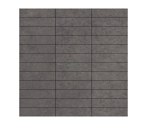 Mosaico Rectangular Ruhr Plomo de VIVES Cerámica | Mosaicos