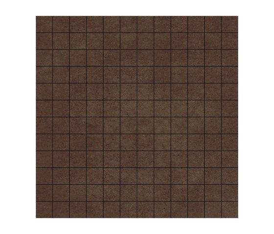 Mosaico Ruhr Chocolate von VIVES Cerámica | Keramik Mosaike