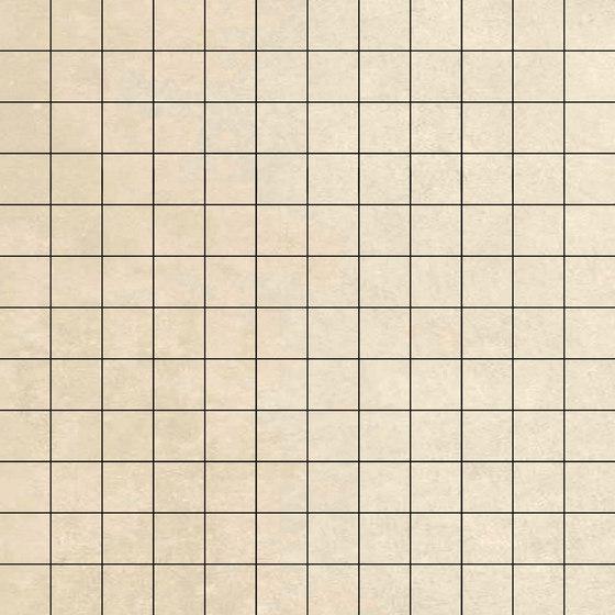 Mosaico Ruhr Crema de VIVES Cerámica | Mosaicos