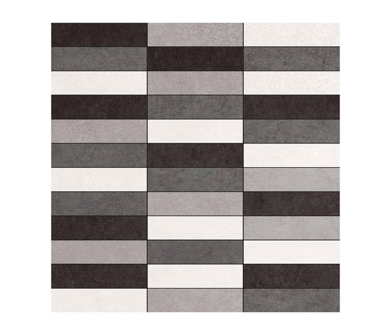 Mosaico Hagen Gris by VIVES Cerámica | Ceramic mosaics