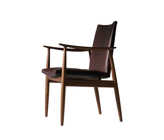 Rivage | Armchair by Ritzwell | Visitors chairs / Side chairs