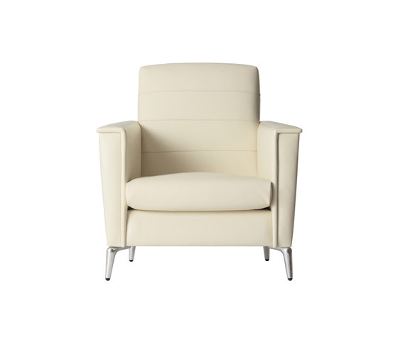 Rivetto armchair by Ritzwell | Armchairs