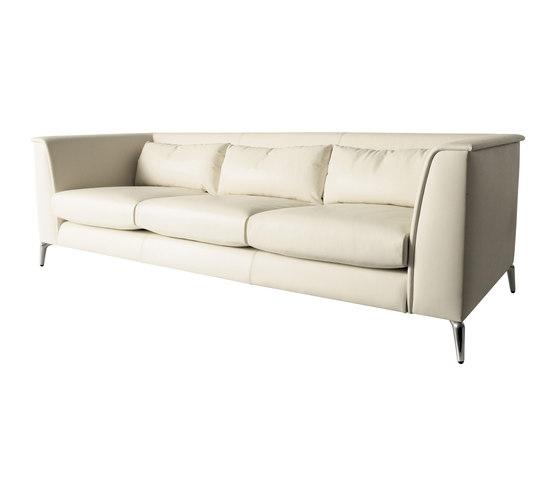 Rivetto sofa by Ritzwell | Sofas
