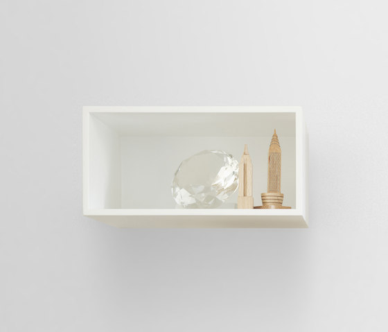 Mini Stacked Shelf Systems* by Muuto | Shelving systems