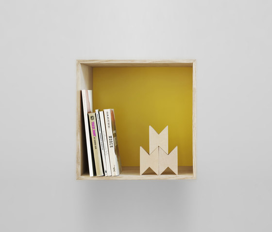 Mini Stacked Shelf Systems Medium* di Muuto | Scaffali