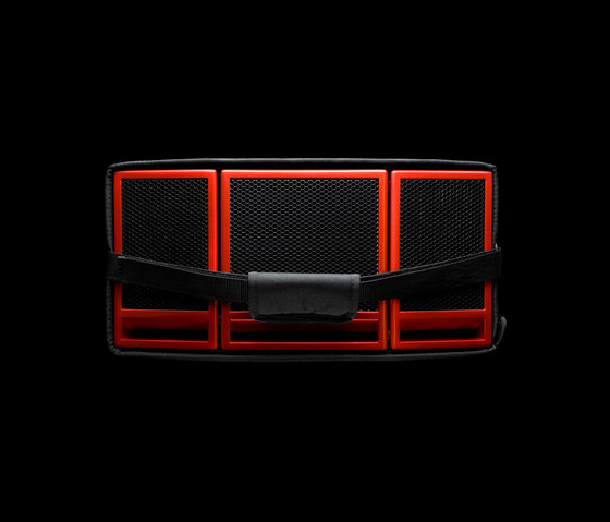 Classic Nylon Bag by AUX | Sound systems / speakers