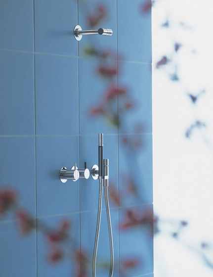 2471-081 - One-handle mixer by VOLA | Shower taps / mixers