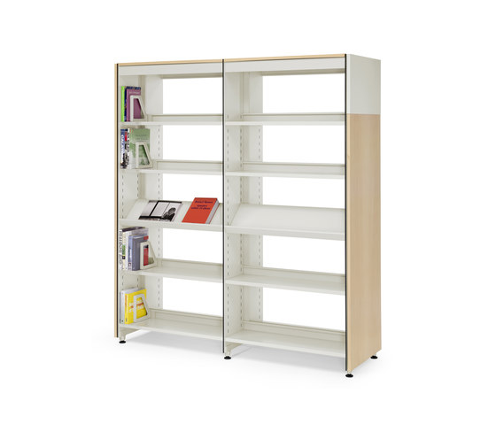 BBL books by Mobles 114 | Library shelving systems