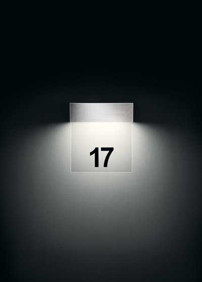 velum number black by IP44.de | General lighting
