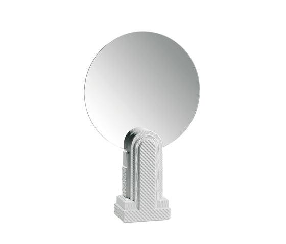 Metropolis - Vanity mirror (white) von Lladró | Spiegel